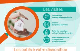 Crise sanitaire : acheter ou vendre son bien en toute sécurité