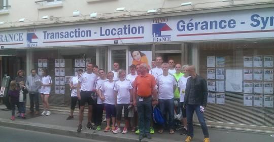 Semi-Marathon de Bolbec : un partenariat à renouveler en 2016 !