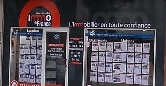 Une agence flambant neuve pour Caen !