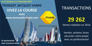 Présentation Transat Jacques Vabre 2017 -transaction